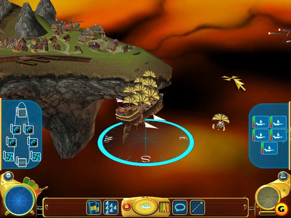 (PC) Disneys Treasure Planet - Battle At Procyon 4.jpg