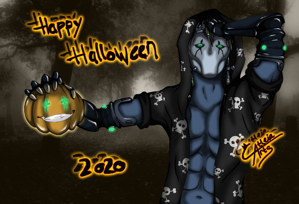 "Arisen ""Yutekh"" Happy Halloween 2020"